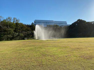横須賀地区 校庭・公園の芝生見学会 レポート その④ 神奈川県立岩戸養護学校